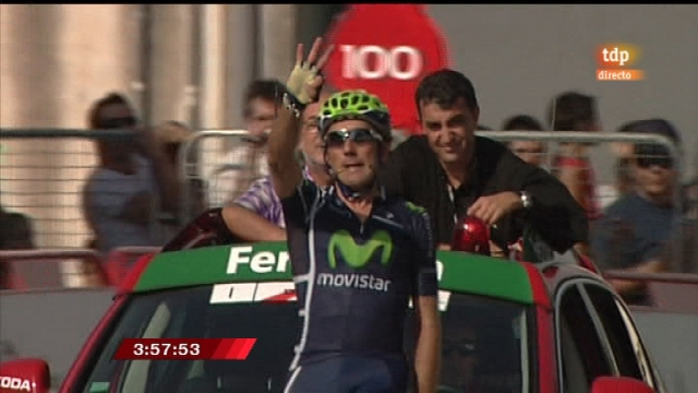 Vuelta a España. Etapa 3ª - Petrer/Totana - 22/08/11