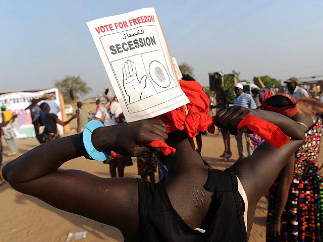 Petróleo por la independencia de Sudán