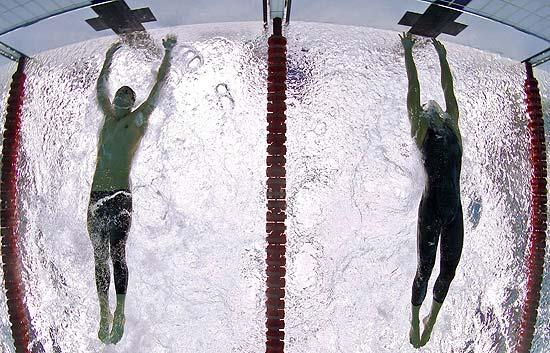 Phelps iguala a Spitz