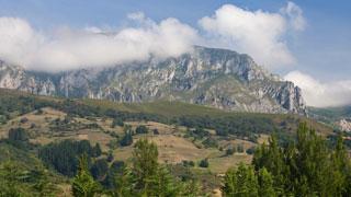 A vista de pájaro - Picos de Europa