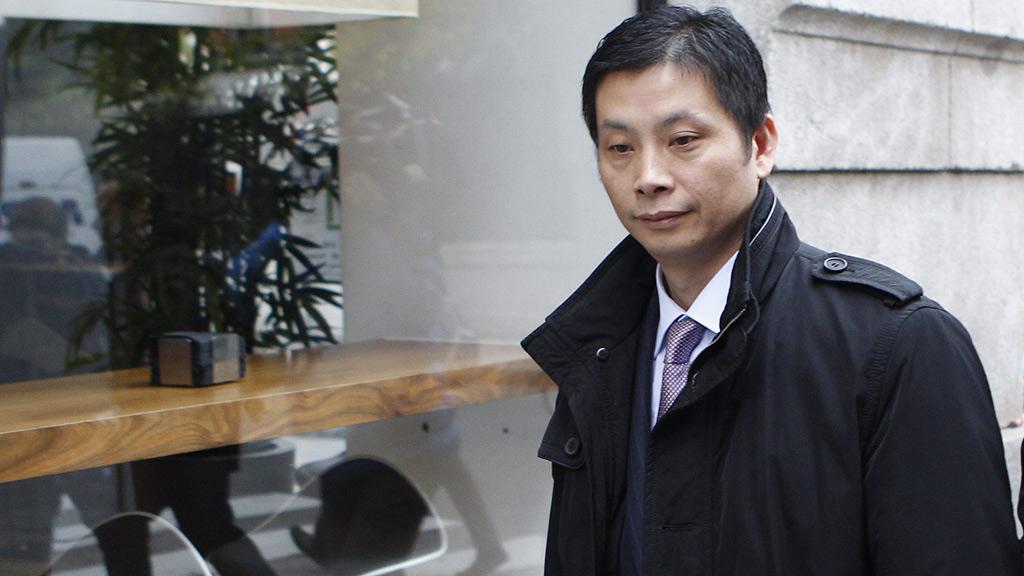 Piden entre uno y siete años de cárcel para los policías implicados en la trama de Gao Ping