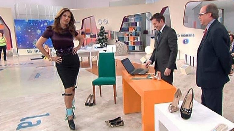 Saber vivir  - Pies y zapatos - 05/01/12