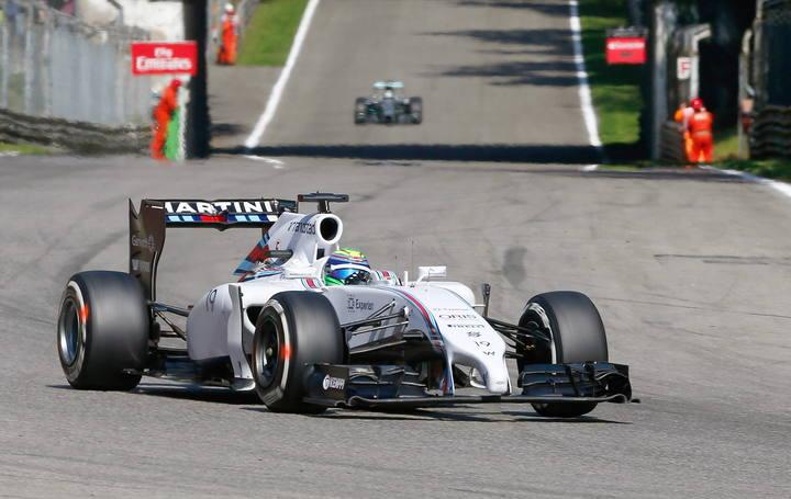 El piloto brasileño de Fórmula 1, Felipe Massa.