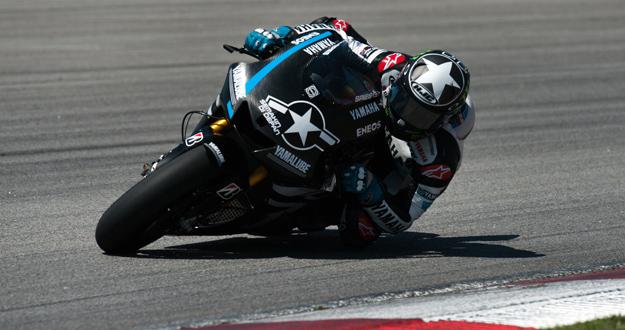 El piloto de Yamaha Ben Spies