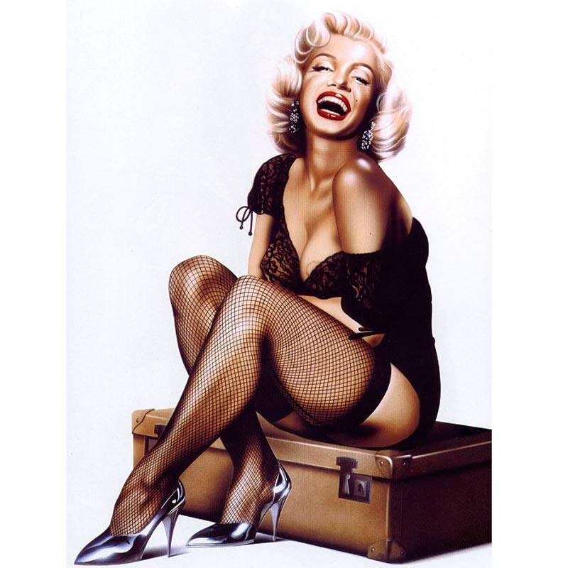 Pin up de Marilyn Monroe