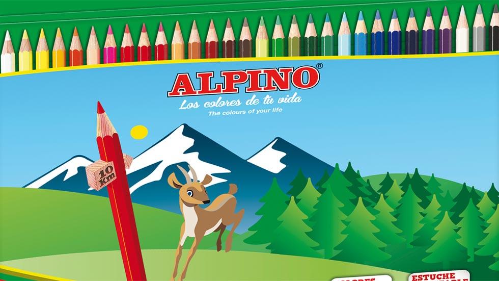 Las pinturas Alpino desvelan su secreto mejor guardado