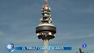 Más Gente - El Pirulí cumple 30 años