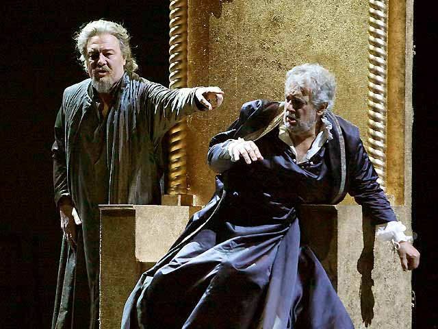 Imágenes del 'Simon Boccanegra' con Plácido Domingo en Berlín
