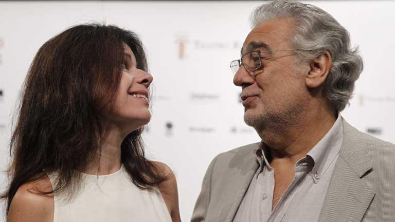 Plácido Domingo vuelve al Teatro Real de Madrid acompañado de la soprano puertorriqueña Ana María Martínez