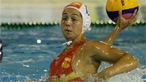 Plata de waterpolo femenino en Bakú