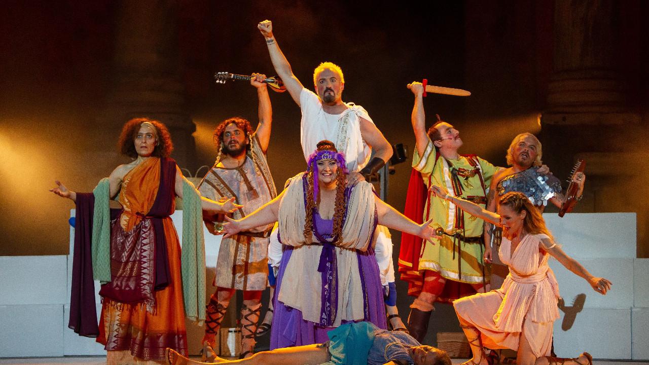Ir al VideoPlauto inaugura el Festival de Teatro de Mérida