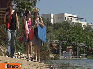 España Directo - Una playa interior