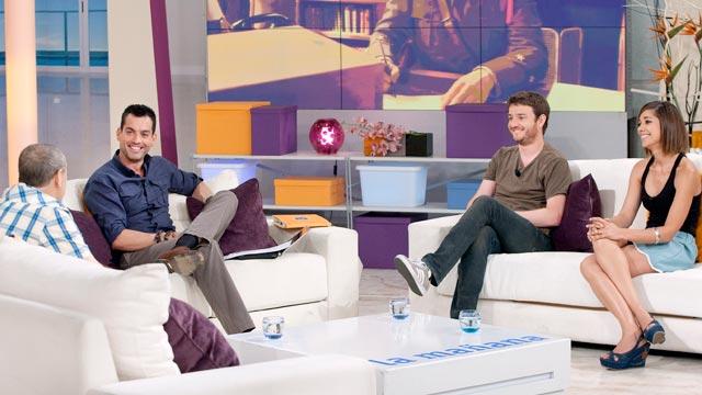 La Mañana de La 1 - Plaza de España - Entrevista