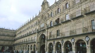 A vista de pájaro - Plazas mayores (II)
