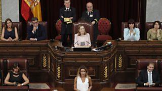 Especial informativo - Pleno de constitución de las Cortes Generales - 3ª parte