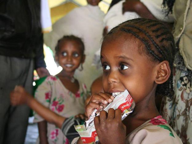 El 'Plumpy Nut' es un suplemento alimentario que la pasada década revolucionó los tratamientos de desnutrición infantil