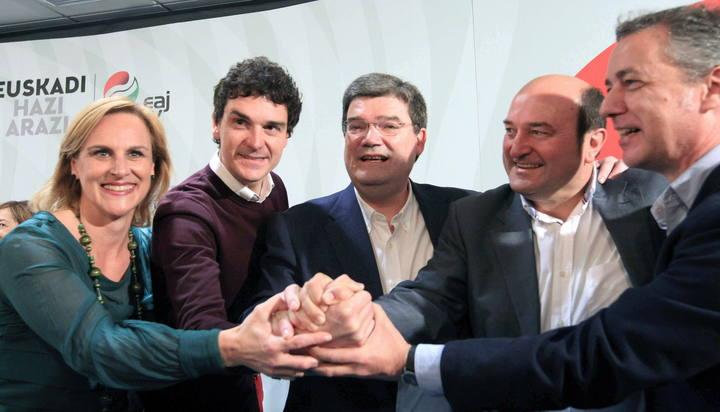PNV ELECCIONES LOCALES Y FORALES 24M