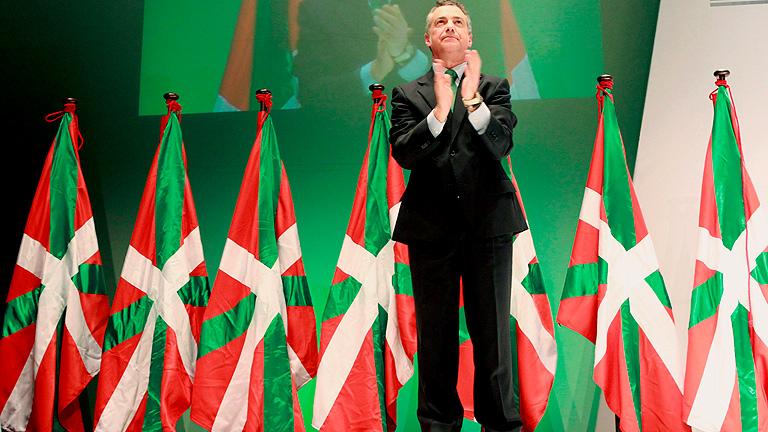 El PNV ganaría las elecciones vascas con 23-24 escaños y EH Bildu lograría 22