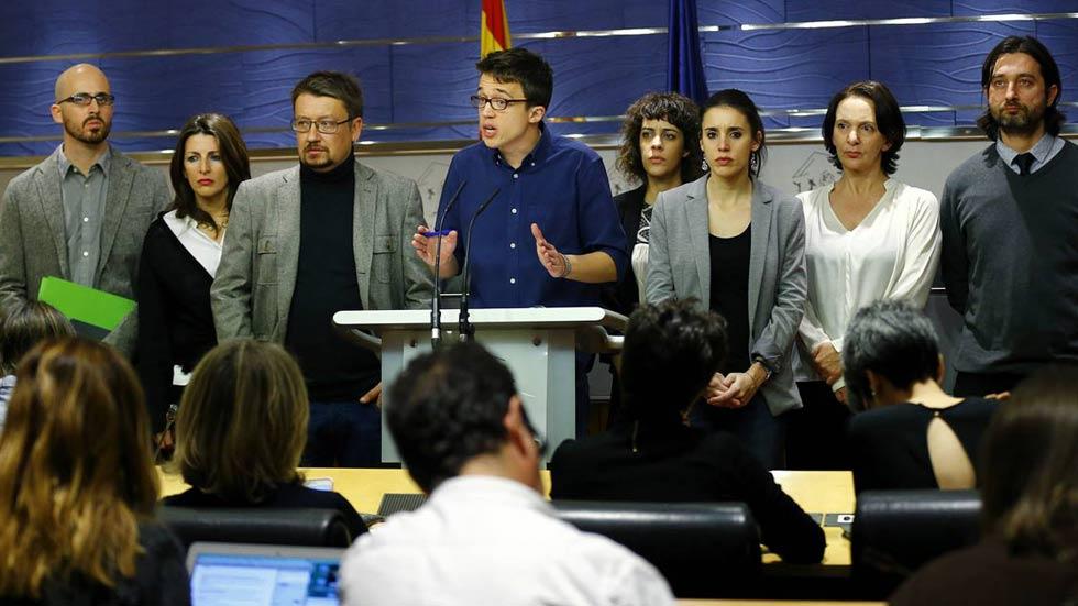 """Podemos rompe las negociaciones y emplaza al PSOE a hablar tras el """"fracaso"""" de la investidura"""