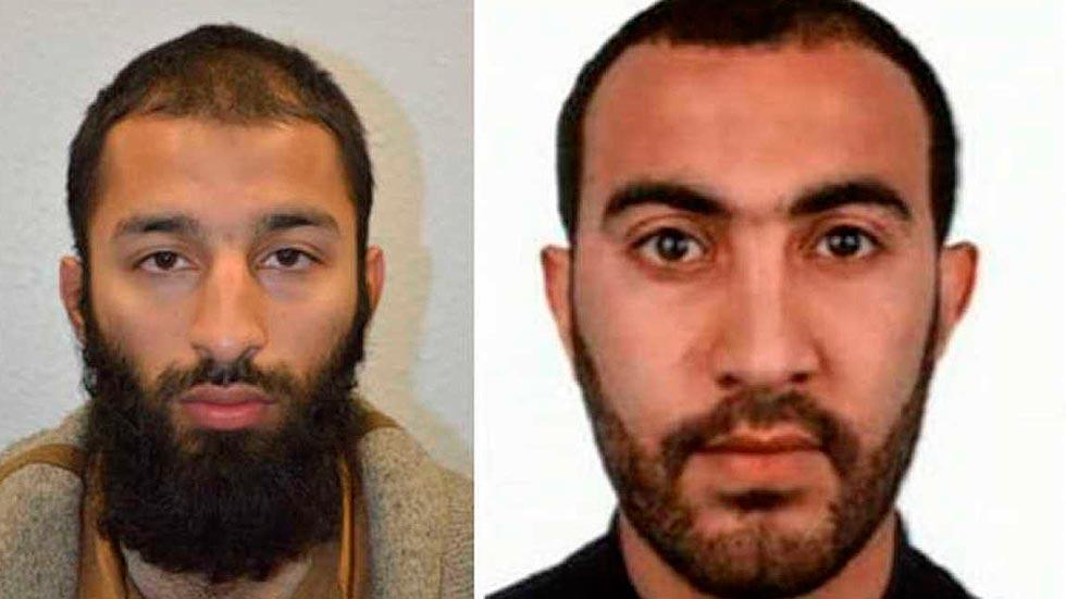 La Policía británica identifica a dos de los atacantes de Londres y admite que uno estaba fichado