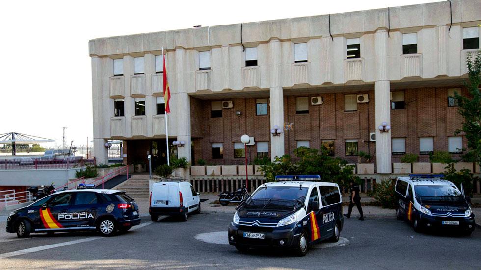 La Policía busca a 26 huidos del CIE de Sangonera en Murcia