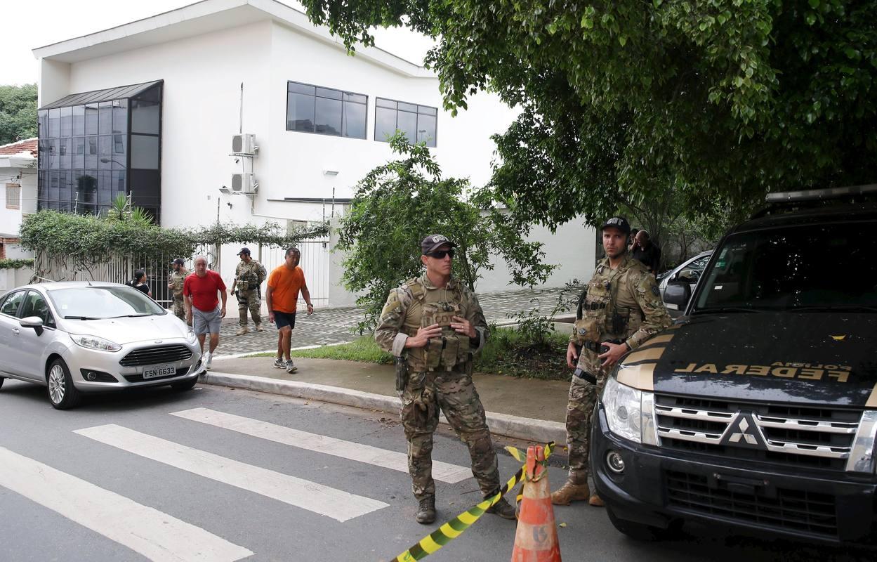 Lula el l der m s carism tico de brasil frente a la justicia - Oficina del policia ...
