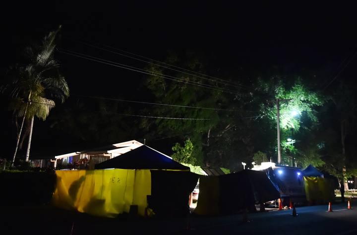La Policía investiga el asesinato de ocho niños en la casa de Cairns donde han sido encontrados