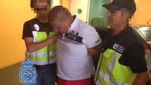 Ir al VideoLa Policia Nacional detiene en Alicante a uno de los criminales más buscados de Colombia