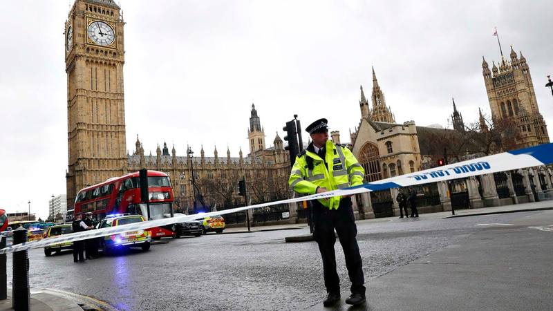 Westminster Bridge terrorist attack