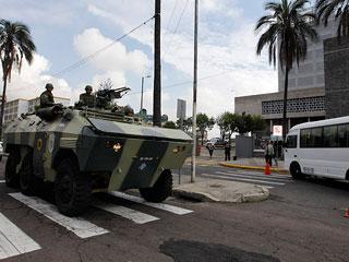 Los policías sublevados en Ecuador querían matar a Correa, según una grabación