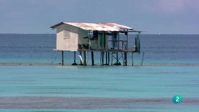 Paraísos cercanos - La Polinesia francesa, una tierra entre islas