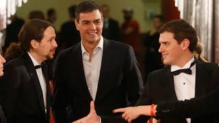 Los políticos acaparan la atención en los Premios Goya 2016