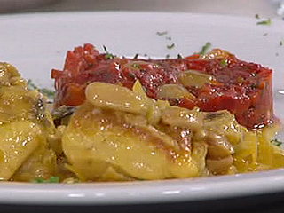 Saber cocinar - Pollo de corral en pepitoria
