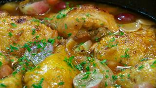 Torres en la cocina - Pollo al limón y canela