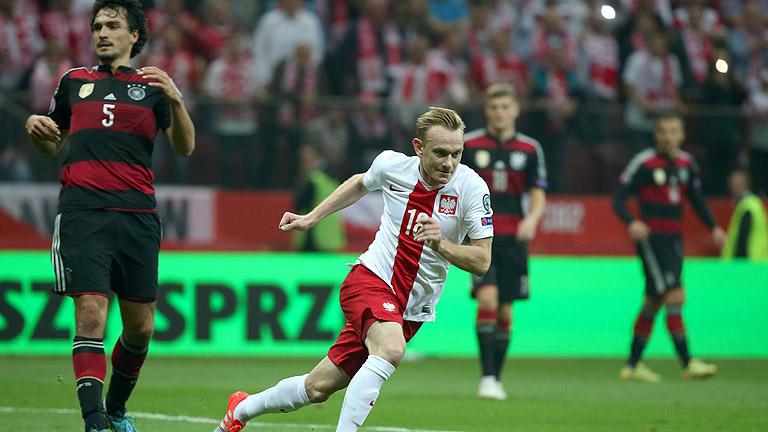 Polonia sorprende a la campeona del mundo