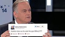 """Ir al VideoPons defiende a Cañete recordando el """"mal día"""" que tuvo Valenciano en Twitter"""