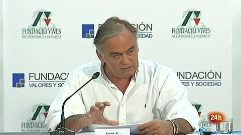 """Pons: """"En manos del BCE está cortar el juego de los especuladores"""""""