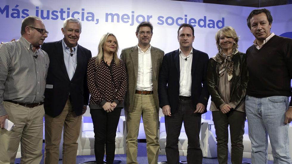 Los populares de Madrid critican el proceso de elección de Gabilondo