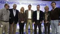 Ir al VideoLos populares de Madrid critican el proceso de elección de Gabilondo