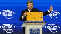 Ir al VideoPoroshenko denuncia en Davos la participación de Rusia en el conflicto de Ucrania