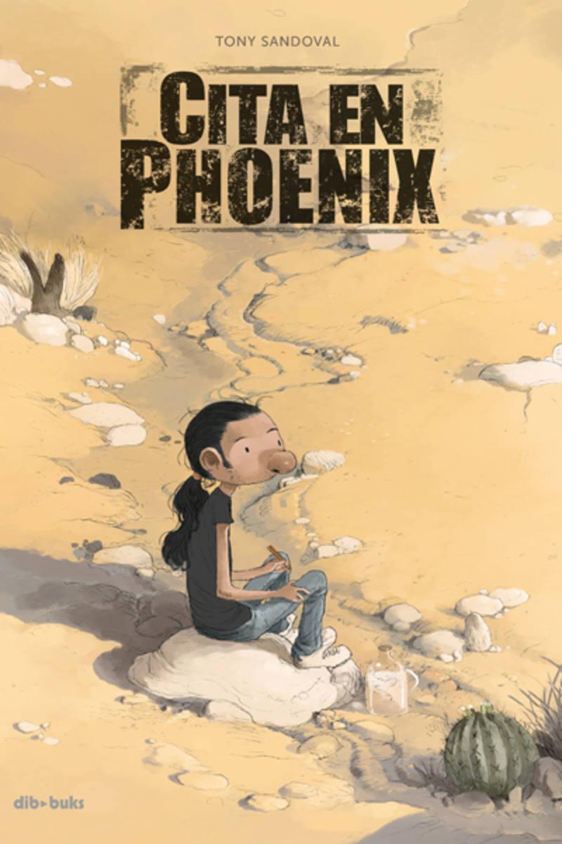 Portada de 'Cita en Phoenix'