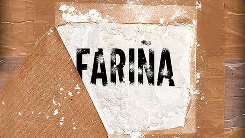 Portada del libro 'Fariña', de la editorial Libros del K.O.