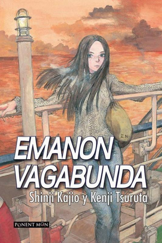 Portada de 'Emanon vagabunda'