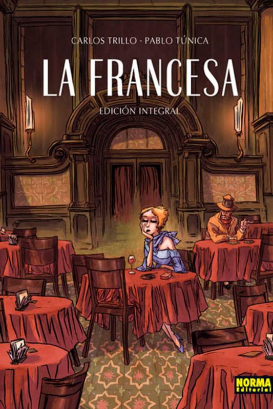 Portada de 'La francesa'