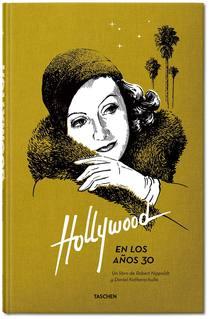 Portada de 'Hollywood en los años 30'