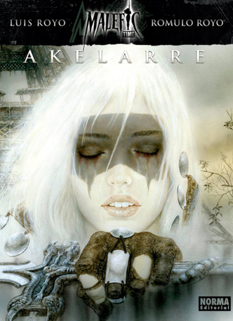 Portada de 'Malefic Time: Akelarre'