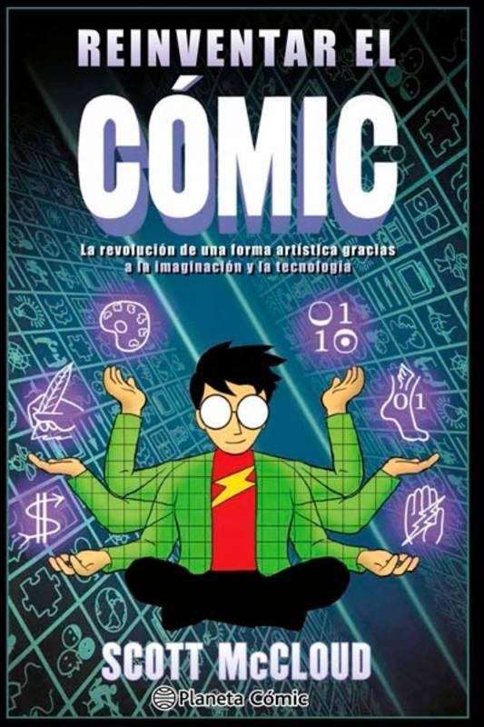 Portada de 'Reinventar el cómic'