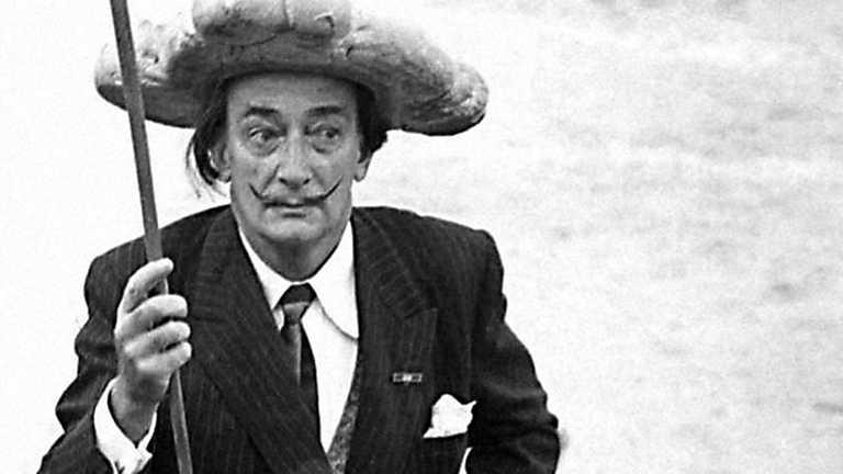 La mitad invisible - Portlligat, Salvador Dalí