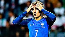 Ir al VideoPortugal y Francia tropiezan en el inicio de su camino al Mundial de Rusia 2018