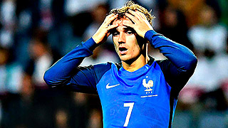 Portugal y Francia tropiezan en el inicio de su camino al Mundial de Rusia 2018